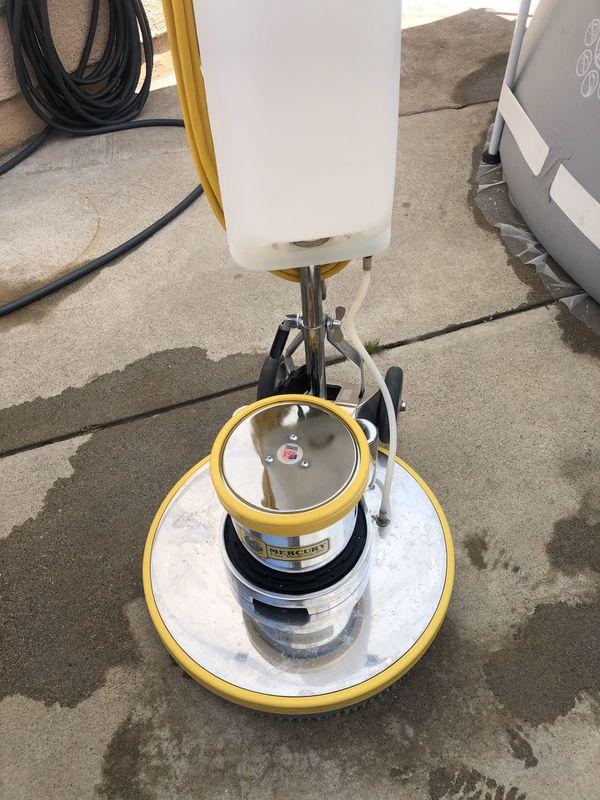 Herules floor machine's!!!