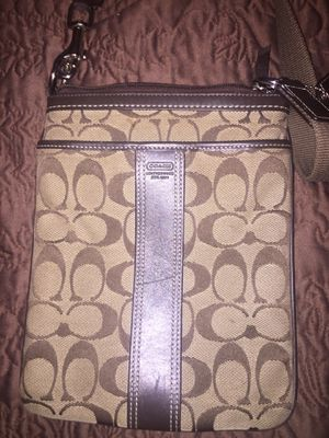 Coach Purse for Sale in Euless, TX