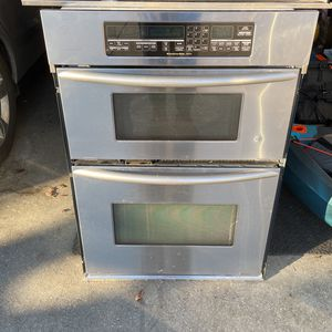 """Kitchenaid 30"""" Convection oven microwave Combo- Free! for Sale in Modesto, CA"""