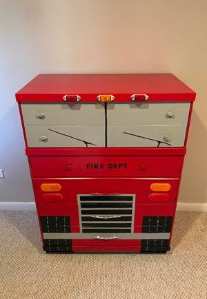 Firetruck Dresser for Sale in Elmhurst, IL