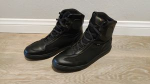 dainese street darker gore-tex shoes size 12 for Sale in Burbank, CA