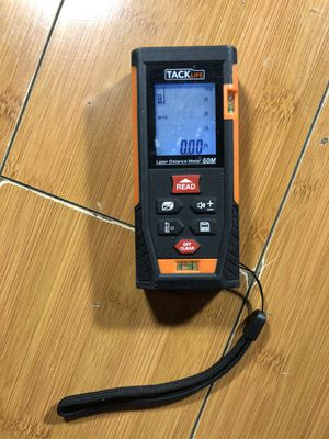 Tacklife HD60 Classic Laser Measure 196Ft M/In/Ft for Sale in Los Angeles, CA