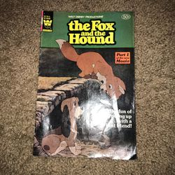The Fox And The Hound Part 1 Comic book for Sale in Sunnyside,  WA