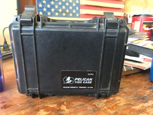 Pelican 1120 Case for Sale in Visalia, CA