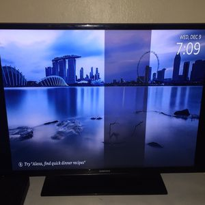 40 Inch Samsung HD Tv for Sale in Denver, CO
