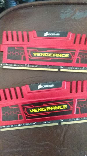 Vengeance 16 gig 8×2 for Sale in Sparks, NV
