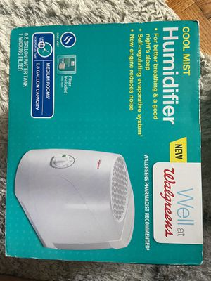 Cool Mist Humidifier - New with filter for Sale in Brooklyn, NY