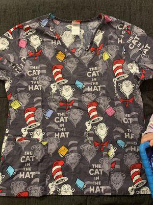 Dr. Seuss Scrub Top for Sale in Pico Rivera, CA