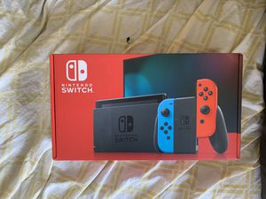 Nintendo Switch Blue and Red for Sale in Pittsburgh, PA