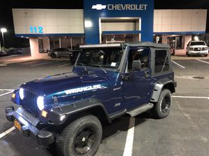 2000 Jeep Wrangler for Sale in East Patchogue, NY