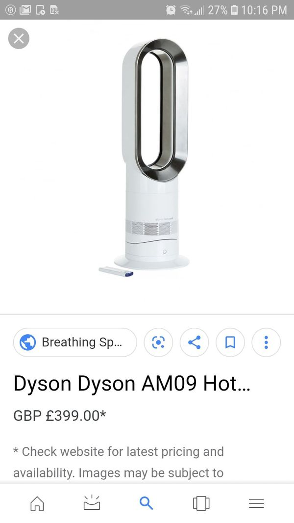 Dyson Am09 new