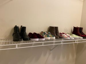 Shoes ($70 total but $10 each) for Sale in Silver Spring, MD