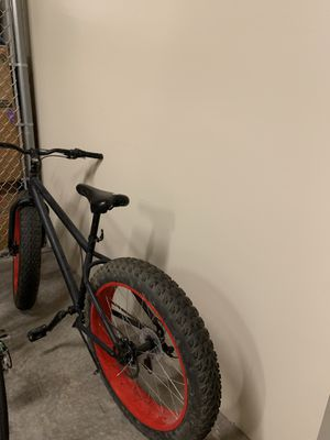 Mongoose Fat tire bike, like new. for Sale in Portland, OR