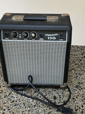 Starcaster 15G Amp for Sale in San Diego, CA