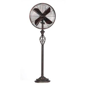 Deco Breeze 16 in. Prestige Rustica Deco Standing Floor Fan for Sale in Houston, TX