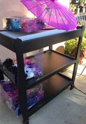 Changing table with pad for Sale in San Diego, CA