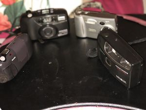 4 WORKING digital cameras for Sale in Baltimore, MD