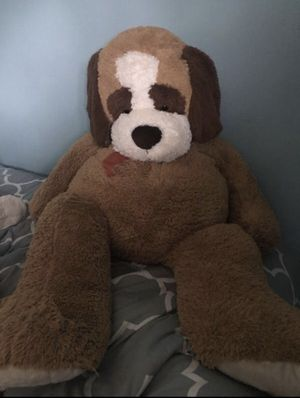 Big teddy bear 6ft tall for Sale in West Dundee, IL
