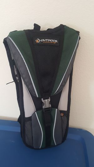 Hiking water backpack. for Sale in Riverside, CA