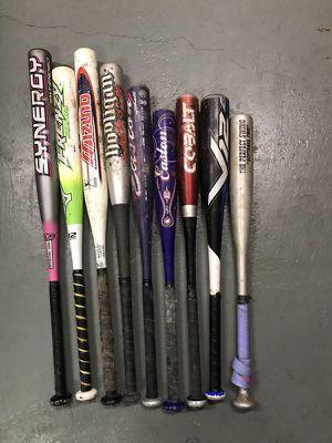 Softball/baseball bats for Sale in Nashville, TN