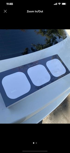 Eero 3 Pack Pro Wifi System for Sale in Los Angeles, CA