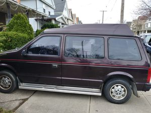 1989 dodge handicap caravan for Sale in Cleveland, OH