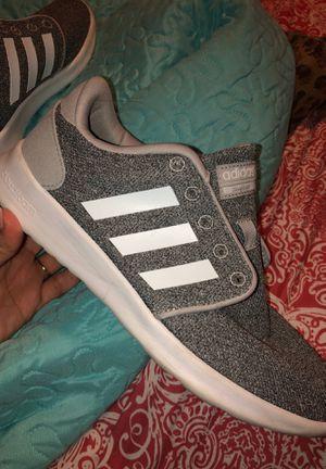 Adidas cloud foam size 8 woman shoes for Sale in Bakersfield, CA