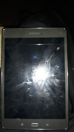 Samsung tab a sm-t350 for Sale in Latimer, IA