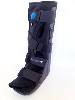 Orthotronix Tall Air Cam Walker Boot (XL) Broken Foot Walker aboot for Sale in Hazard, CA