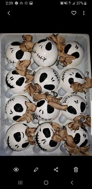 Jack Skellington Ornaments for Sale in Surprise, AZ