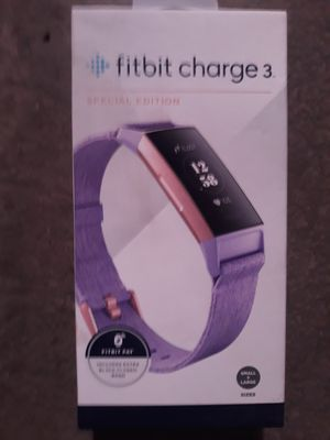 Fitbit charge3 special edition for Sale in Corona, CA