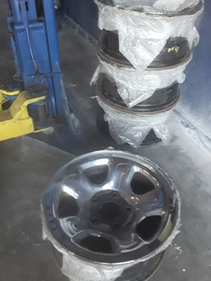 Chrome 17x8 dodge rims for Sale in Tarpon Springs, FL