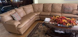 Badcock's Living room couch set including recliner! for Sale in Clermont, FL