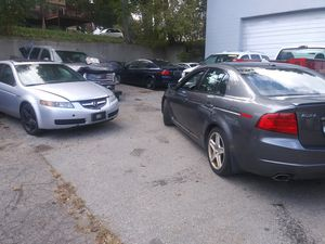 Acura tl parts for sale not complete cars don't ask for Sale in Providence, RI