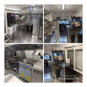 2003 Chevy express bus converted to a food truck for $40,000, if you need more info call or text me at {contact info removed}. for Sale in Bloomfield, CT