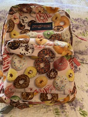 "JanSport Backpack ""Multi Donuts for Sale in Moreno Valley, CA"