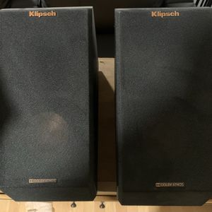 Klipsch To-140sa Atmos Modules Set Of 2 for Sale in Lake Stevens, WA
