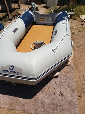 Inflatable boat for Sale in Phoenix, AZ