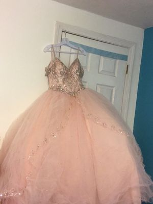 Morilee Ball Gown Quince/Sweet 16 for Sale in Bellingham, MA