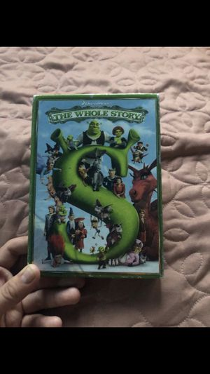 Shrek movie collection for Sale in Paramount, CA