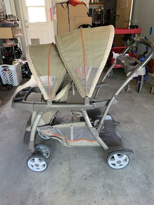 Graco 2 seater stroller for Sale in Westminster, CO