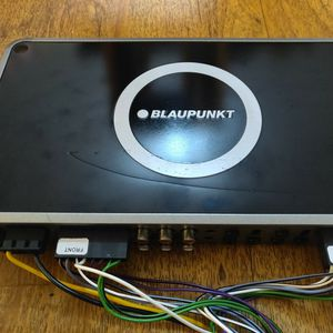 Blaupunkt 2/3/4 Channel Car Stereo Plug And Play Hard To Find for Sale in Escondido, CA