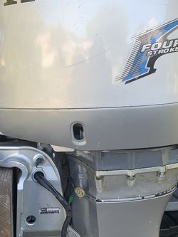 75 Honda outboard four stroke parts for Sale in Riverview,  FL