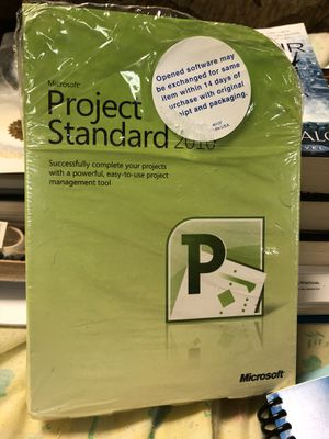 Microsoft Project 2010 for Sale in Knoxville, TN