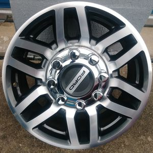 2019 FORD F-250 NEW CONDITION RIMS for Sale in Houston, TX