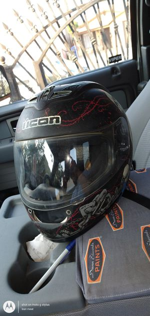 Small motorcycle helmet for Sale in Los Angeles, CA