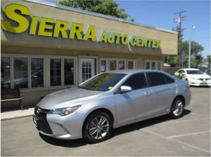 2017 Toyota Camry for Sale in Fowler, CA