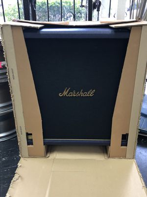 Marshall 30th Anniversary 4x12 Speaker Cabinet for Sale in Margate, FL