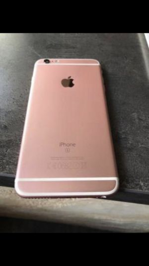 Factory unlocked iPhone 6s for Sale in Dallas, TX