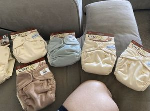 GroVia Cloth Diapers for Sale in Tempe, AZ
